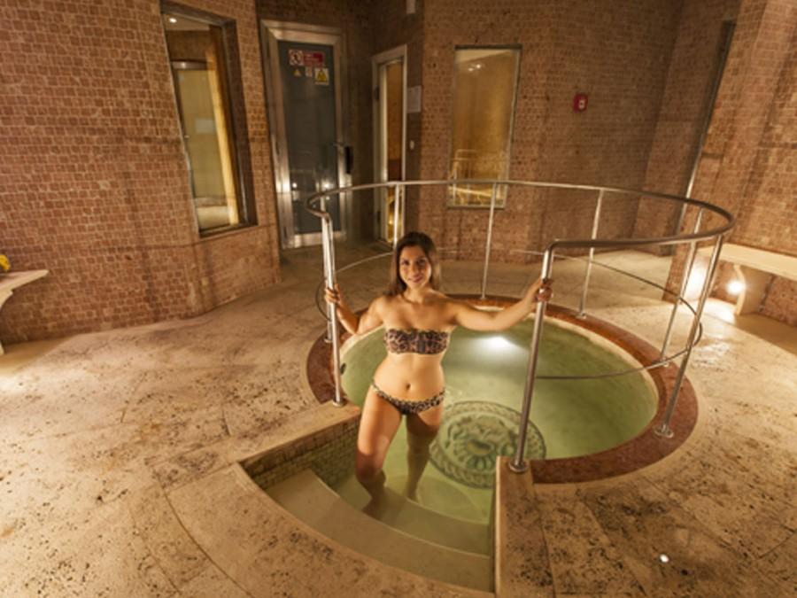 Grand Hotel Re Ferdinando Percorso Romano